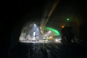 AF Gruppen extends the contract works at The Follo Line