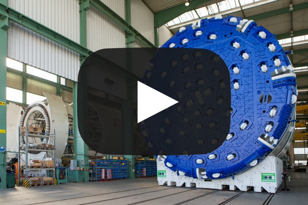 Watch the TBM-construction